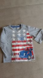 Реглан футболка