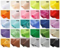 Корейский мягкий фетр 30 цветов. Лучшая цена, быстрая отправка.