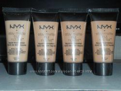 NYX stay matte  тональный крем