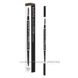 Карандаш для бровей NYX micro brow pencil