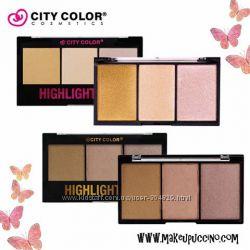 Бронзер City Color
