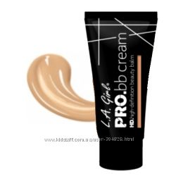 ББ крем La Girl HD PRO bb cream