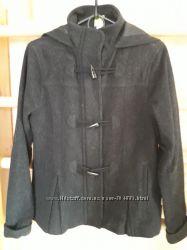 Шерстяное пальто adidas