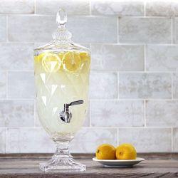 Лимонадница на подставке 3л с нержавеющим краном