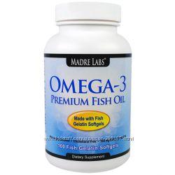 Омега-3 Премиальный рыбий жир