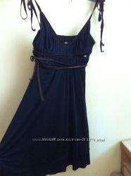 платье, сарафан Miss Sixty p. S, черное