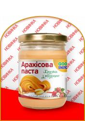 Арахисовая паста кранч с клубникой и медом
