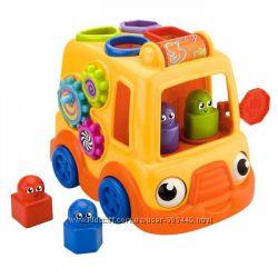 Развивающая игрушка BabyBaby  Сортирующий автобус