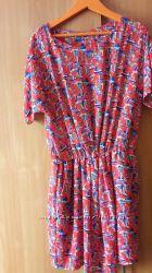 Летнее платье девочку-подростка