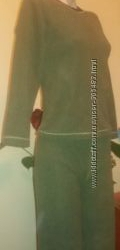 флисовая пижама костюм