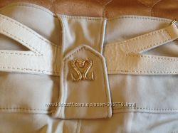 Очень красивая нарядная юбка SASSOFONO с камняи SWAROVSKY размер 30
