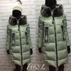 Удлиненные куртки