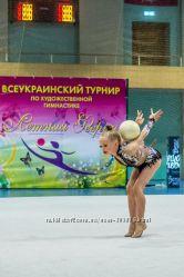 Купальник художественная гимнастика 7-9 лет