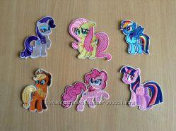 Нашивки my little pony