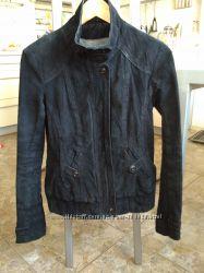 Замшевая куртка Bershka p. M