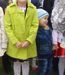 Крутая куртка-ветровка НЕКСТ на 6-8 лет. Состояние нового