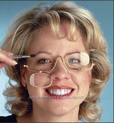 Продам американские очки для нанесения макияжа оба окуляра поворачиваются