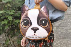 Продам новые дошкольные ранцы рюкзачки сумки с 3D изображениями животных