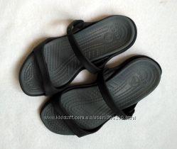 Crocs Cleo сандалии женские, размер 6, стелька 22 см
