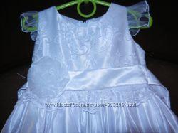 Шикарное платье на маленькую принцессу