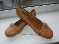 Французские туфли-балетки Dune