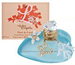 Coral Flower Lolita Lempicka Солоноватая Пудровая Ваниль с Цветами и Ветром