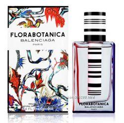 Balenciaga Florabotanica Волшебная Свежая Необычная Роза в Мятном Облаке