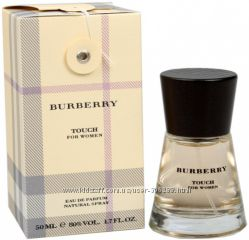 Burberry Touch for Women Острый Перец Древесина Кедра и Листок Смородины