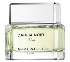 Givenchy Dahlia Noir LEau Яркие Цитрусы с Горькими Травами и Свежим Кедром