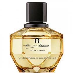 Etienne Aigner Pour Femme Мускатное Шампанское с Фрезией и Абрикосами Супер