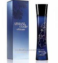 Armani Code Ultimate Femme Добавили Зерна  Кофе Арабика и Ваниль Роскошно
