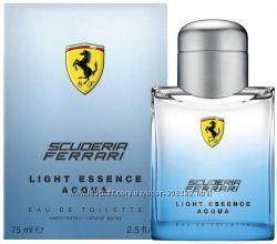 Ferrari Scuderia Light Essence Acqua Лайм Имбирь Белый Чай Классный Унисекс