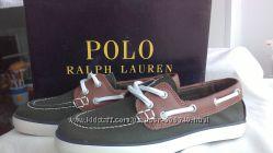 Топ-сайдеры Ralph Lauren 31, 5р. 20, 5см стелька из США