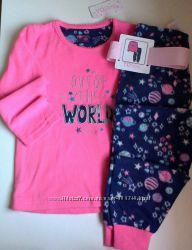 Пижамы флис от Primark Примарк размеры