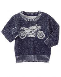 Пуловер Мото от Джимбори