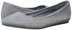 Замшевые балетки Crocs 37-40р цвета