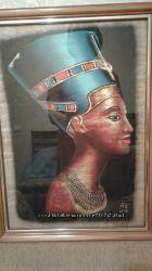 Картина Нефертити