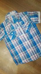 Продам рубашку 7-8 лет