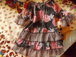 Нарядное платье Pumpkin Patch