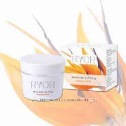 Дневной крем с коэнзимом и  UV фильтром Ryor Чехия