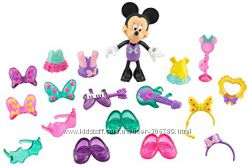 Disneys Набор Минни Маус Рок звезда Minnie Mouse Rock Glam Minnie