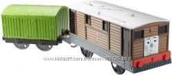 Fisher-Price Thomas the Train моторизированный паровозик Тоби TrackMaster M