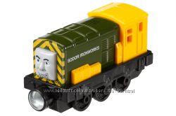 Fisher-Price Thomas The Train Айрон Берт серия Take-n-Play Iron Bert Toy Tr