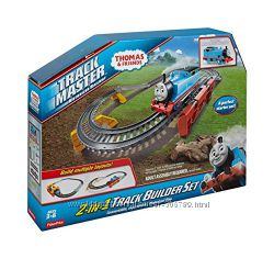 Fisher-Price набор томас 2в1 Thomas The Train - TrackMaster  Builder Set