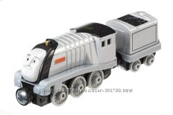 Fisher-Price паровозик спенсер Thomas The Train Take-n-Play Spencer