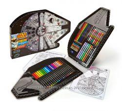Crayola набор для творчества фломастеры карандаши Millennium Falcon Art Cas