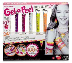 Gel-a-Peel Чудо-Гель для создания детских силиконовых украшений Deluxe Kit