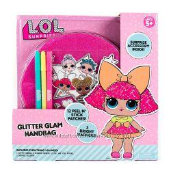 L. O. L. lol Surprise Блестящая сумочка Glitter Glam Bag