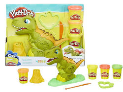Play-Doh Rex могучий Динозавр the Chomper Dinosaur игровой набор пластилина
