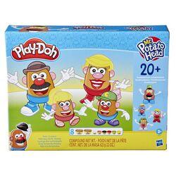 Play Doh Mr. Potato head набор картофельная семья мистер картошка tater cre